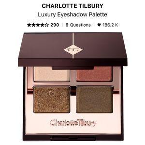 Charlotte Tilbury Bella Sofia Luxury Eyeshadow Palette